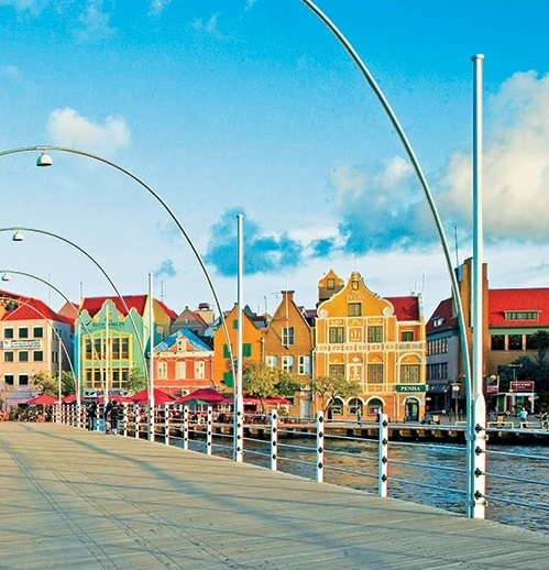 curacao-willemstad-view
